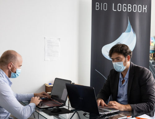 In Nantes, the startup Bio Logbook is inventing an algorithm for Covid-19.
