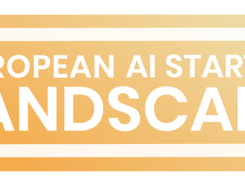 Bio Logbook named as a member of the European AI Startup Landscape recognising quality innovations using artificial intelligence, in the healthcare and pharmaceuticals category.